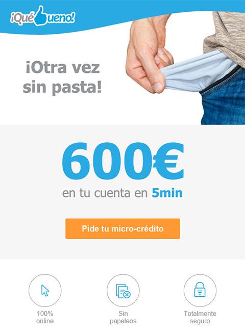 QuéBueno Email Design