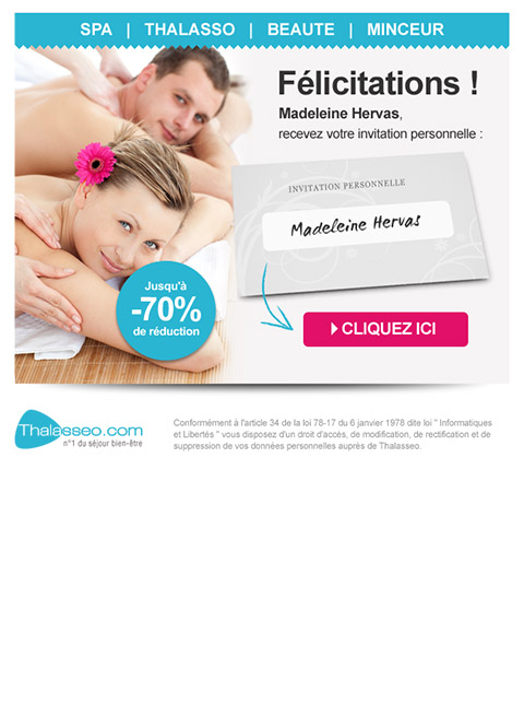 Thalasseo Email Design
