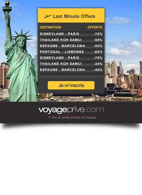 Voyage Privee