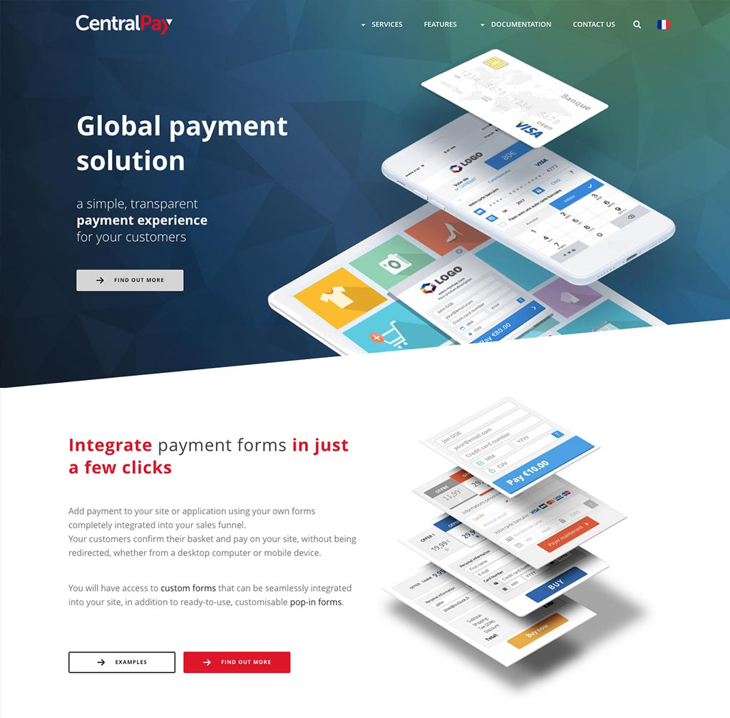 Central Pay