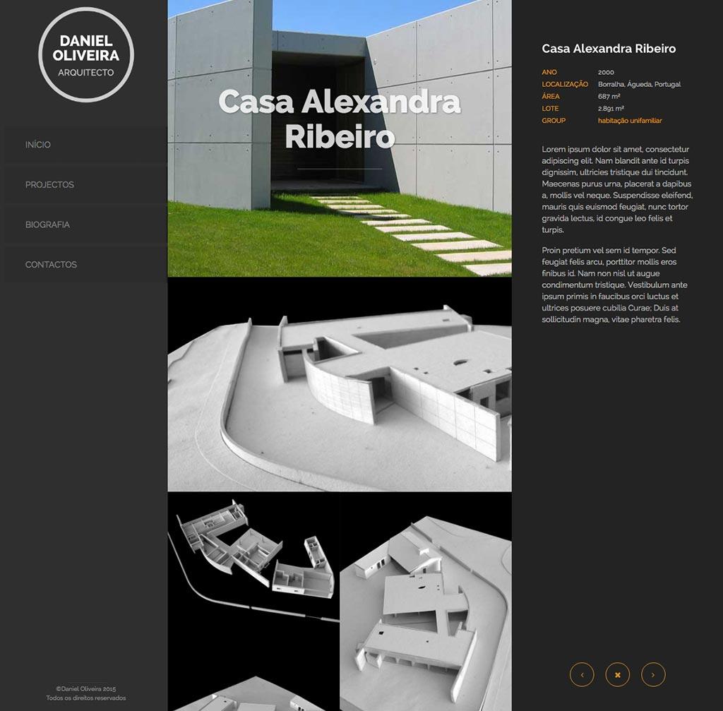 Daniel Oliveira Arquitecto