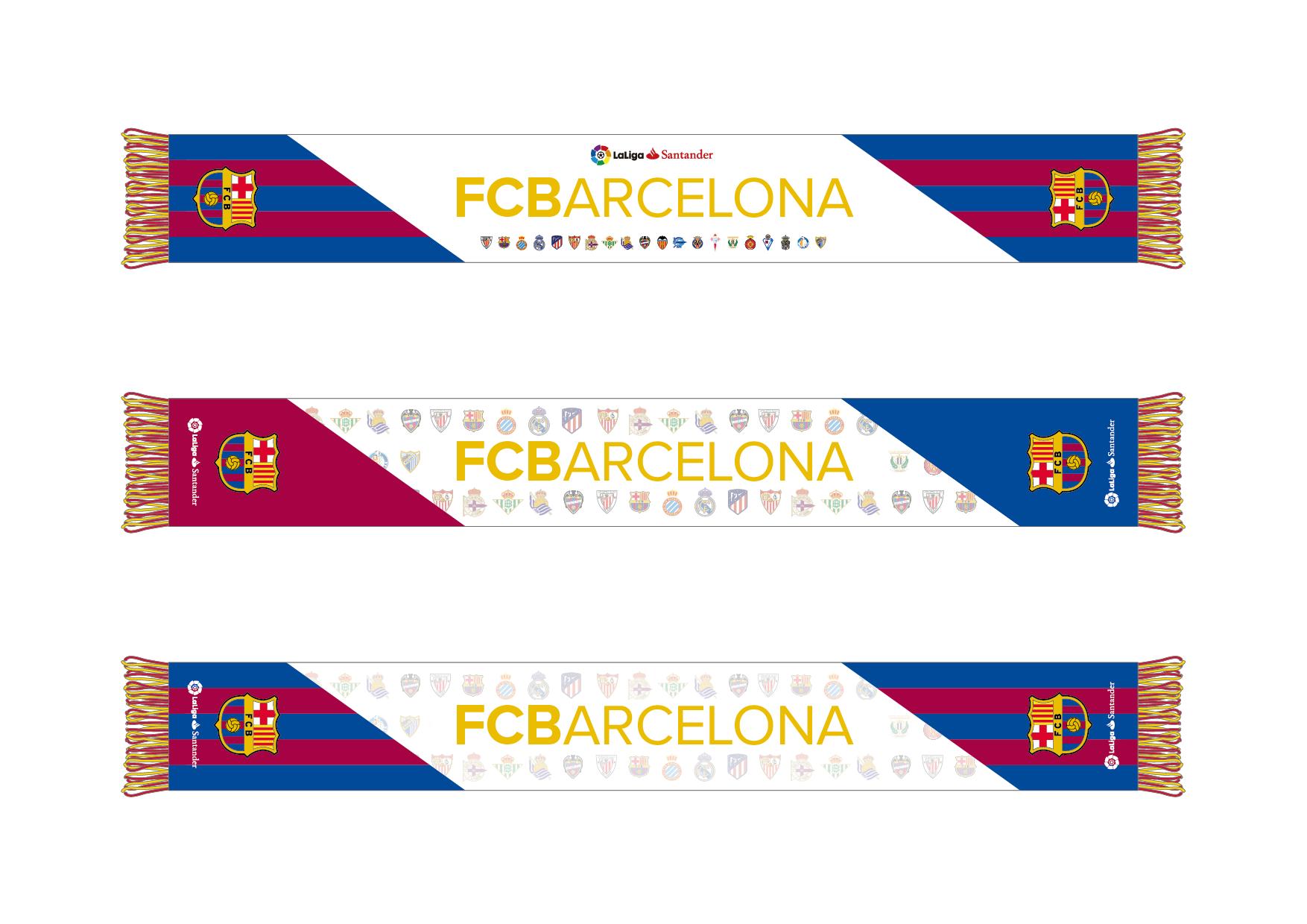 Bufandas_LaLigaSantander_FCBarcelona_v01-01