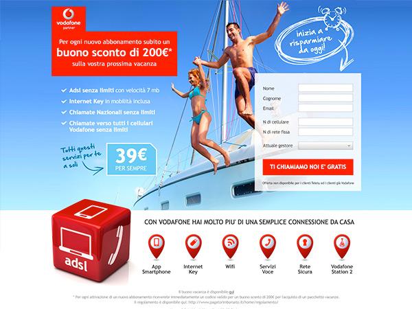Vodafone LP