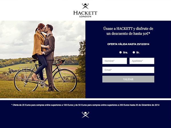 LP Hackett London