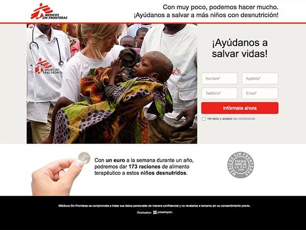 Medicos Sin Fronteras LP