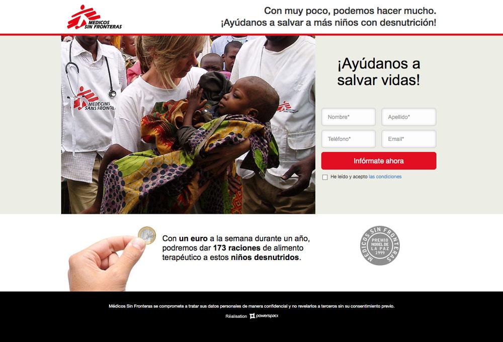 LP Medicos sin fronteras