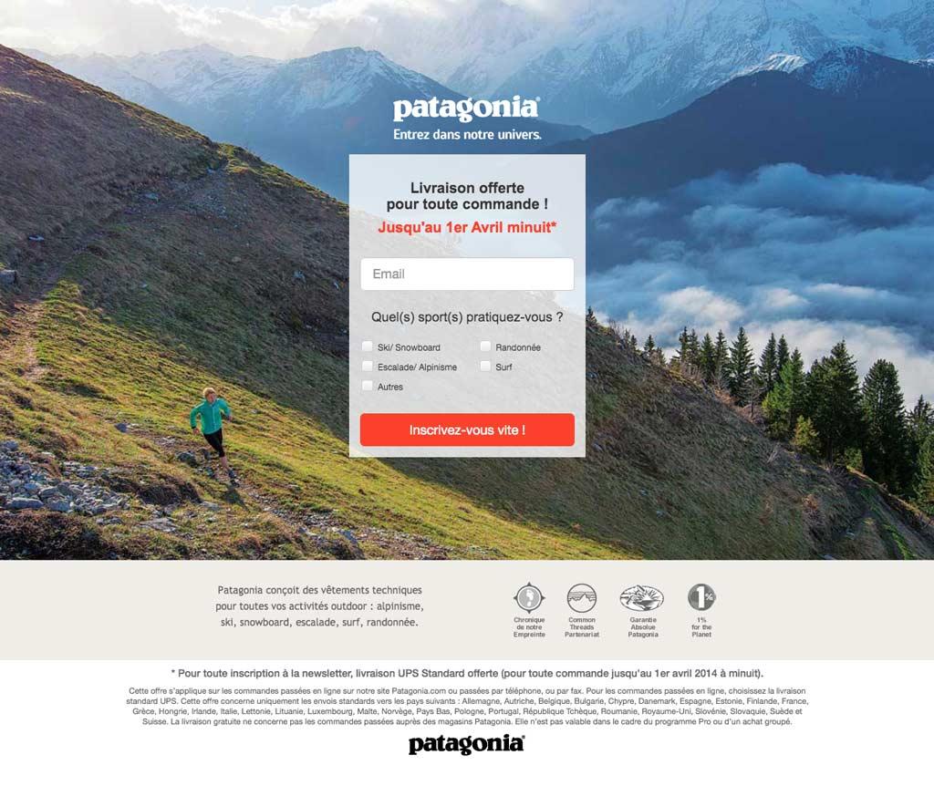 Patagonia LP Desktop