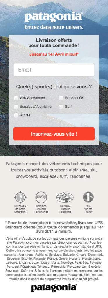 Patagonia LP Mobile
