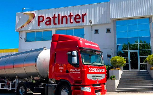 Camiao e sede Patinter