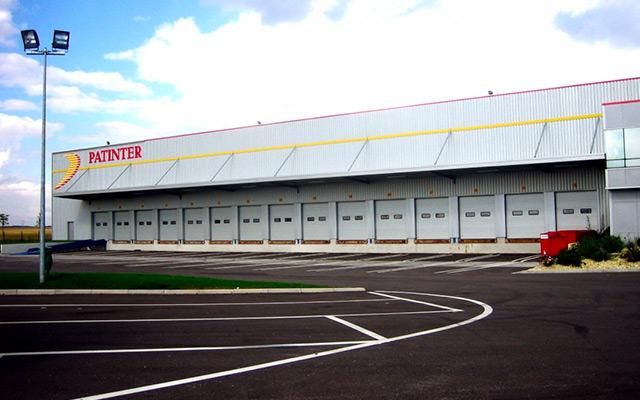 Centro Logistica Patinter