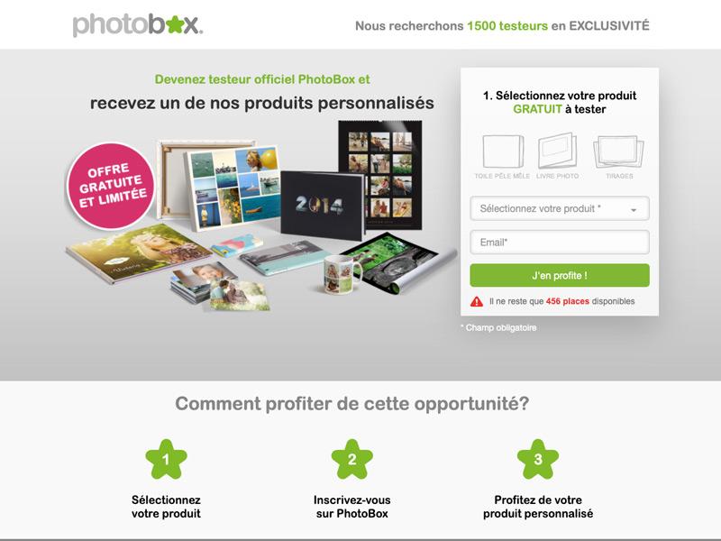 PhotoBox LP